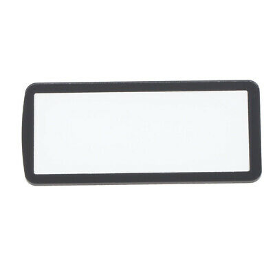 Top Small Outer Upper LCD Display Screen Glass Cover for Nikon D750 Camera