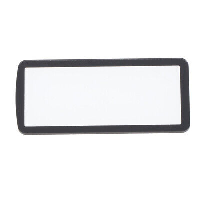 Top Small Outer Upper LCD Screen Window Glass Cover for Nikon D750 Camera