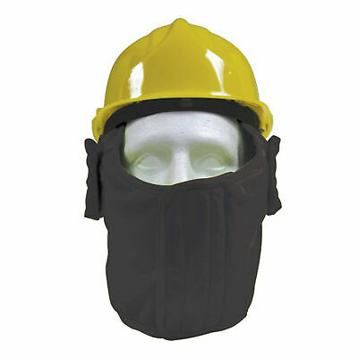 JSP AHV380-001-100 Cold Weather Hard Hat/Helmet Warmer - Black