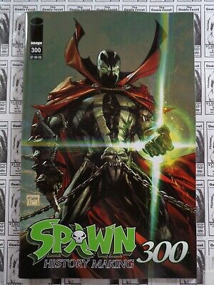 Spawn (1992) Image  - #300, Todd McFarlane/Scott Snyder, NM