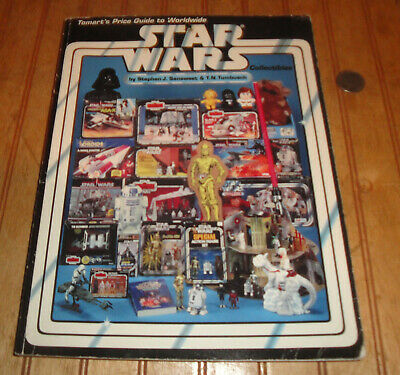Tomart's Price Guide to Worldwide Star Wars Collectibles by Sansweet