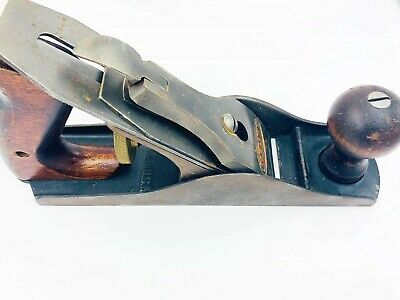 "Vintage Craftsman By Millers Falls No 3 Smooth Plane 3CBB 9.25"" Long Made In USA"