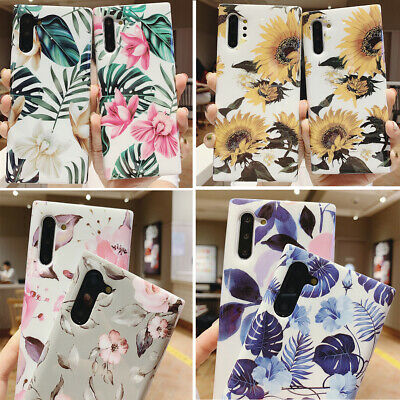 Samsung Galaxy Note 10+ Plus S10E Phone Case Shockproof Protective Rubber Covers