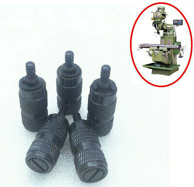 1Set (5pcs)Milling Machine Part Feed Reverse Knob Assembly For Bridgeport Mill