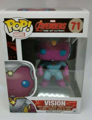 Funko Pop Vision #71  Marvel Avengers Age of Ultron