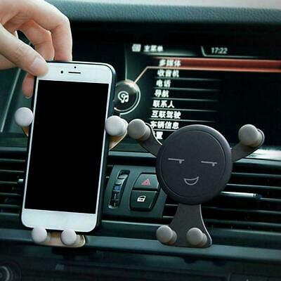 360° Car Air Vent Mount Cradle Holder Stand For Smart Holders Support Phone Q2L0