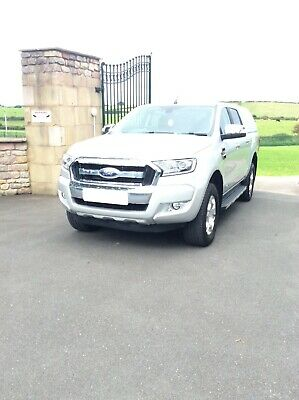Ford Ranger Limited Double Cab Pick Up 2.2 TD I 160 BHP 4x4 2016/66 Reg
