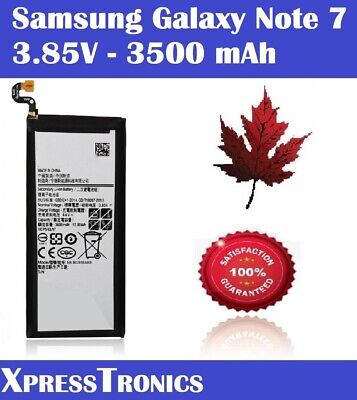 Samsung Galaxy Note 7 Replacement Battery EB-BN930ABE 3500mAh + Free Tools
