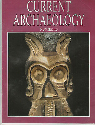 CURRENT ARCHAEOLOGY Magazine June 1999