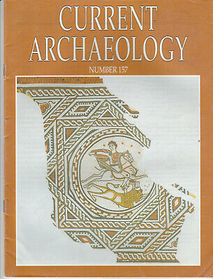 CURRENT ARCHAEOLOGY Magazine May 1998
