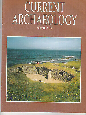 CURRENT ARCHAEOLOGY Magazine September 1997