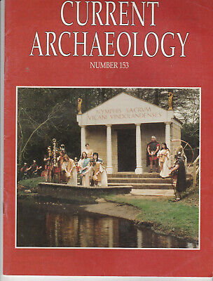 CURRENT ARCHAEOLOGY Magazine July 1997
