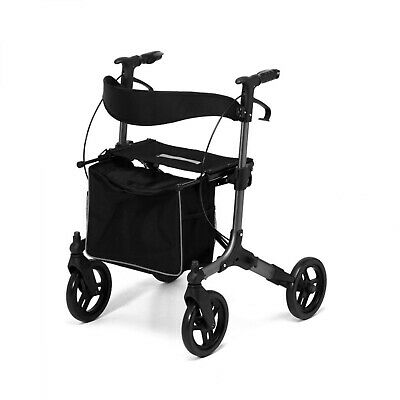Days Pulse Rollator Silver - 091558352