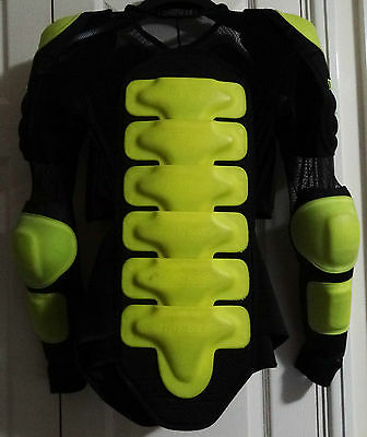 DAINESE Body Armour Mesh Jacket UK S Excellent condition