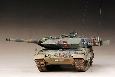 Award Winner Built Tamiya 1 35 Leopard 2a5 2a6 Mbt Convertible Pe Models Kits Toys Hobbies The most significant change to the hull of the leopard 2 a5 is the new driver's hatch, which is now electronically operated and slides to the right to open. 35 leopard 2a5 2a6 mbt convertible pe