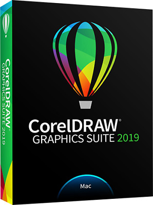 CorelDRAW Graphics Suite 2019 ✅ Full Activated ✅ MAC 🔥INSTANT DELIVERY, READ