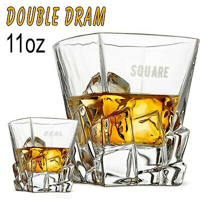 Double Dram By Glen Bourb Classic Whiskey Glasses