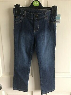 BNWT Carters Skinny Jeans. Boys. Age 5 or 6 Years. Blue Denim