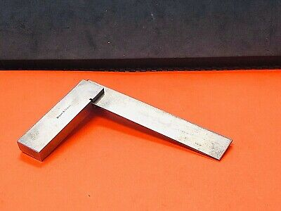Brown & Sharpe 4 Inch Long Blade Master Precision Square.