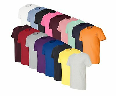 Bella + Canvas Unisex Jersey Short Sleeve Tee Shirt 3001 - Choose Size and Color