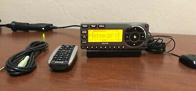 SIRIUS ST3 Starmate 4 satellite radio receiver with LIFETIME subscription