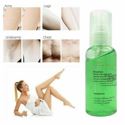 Natural Effective Permanent Hair Removal Spray Smooth Body Wax Treatment
