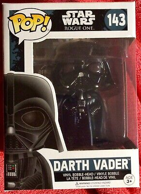 Brand New Star Wars Darth Vader 143 Pop Funko Figure Collectible Toys