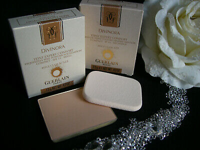 Guerlain Divinora Exquisitely Powder Foundation Neu Nachfüllpuder