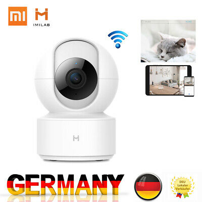 Xiaomi IMILAB Smart Camera Infrared Night Vision 1080P AI Humanoid Detection