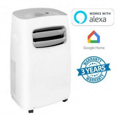 Comfee CFE-09/CRN7 Portable Air Conditioning Unit 2.6KW 9000BTU Works with Alexa