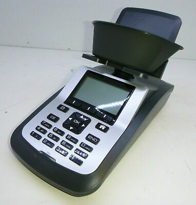 TellerMate T-iX 4500 polymer notes ready money currency counting scale in Subway