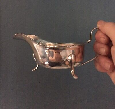 JUG Silver Metal Antique Vintage Old Sheffield Silverplate Cream