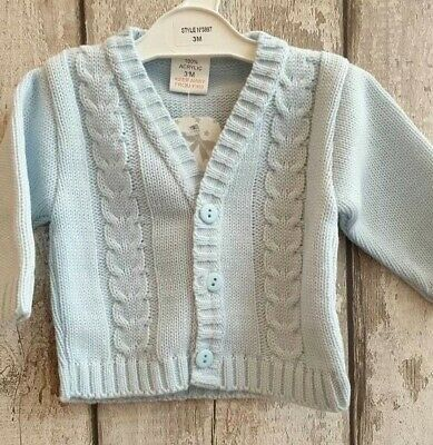Baby Boy / Baby Girl Traditional Spanish Style Cardigan - 3 months to 24 months