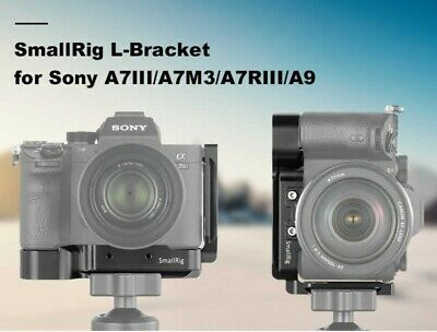 SMALLRIG 2122 SONY DSLR A7III A7M3 A7RIII A9 Cage L-Bracket Kit Japan Tracking