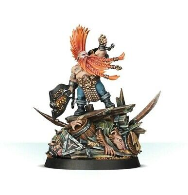 Gotrek Gurnisson Warhammer Age Of Sigmar Made To Order High Tabletop Pro Painted