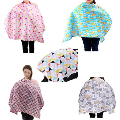 Outdoor Cotton Mothe Breastfeeding Pad Covers Apron Shawl Cover Scarf Towel Bibs