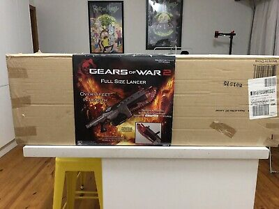 Gears Of War 2 Lancer Replica