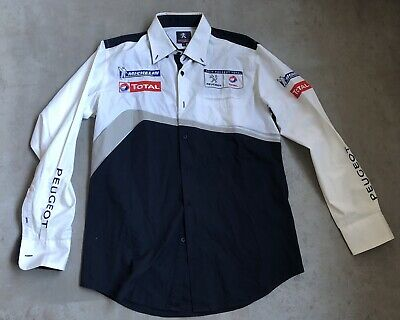Chemise Peugeot Sport Collector Taille M