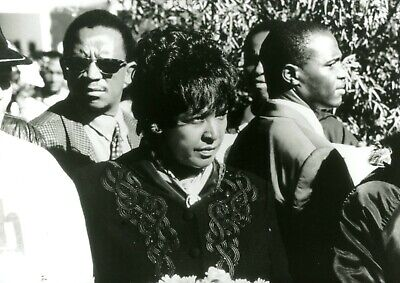 Winnie Mandela Photo De Presse