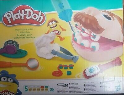 Play-doh Doctor Drill And Full