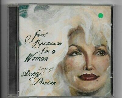 Just Because I'm a Woman: The Songs of Dolly Parton by Various Artists CD