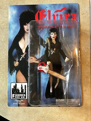 Elvira Mistress Of The Dark Figurine