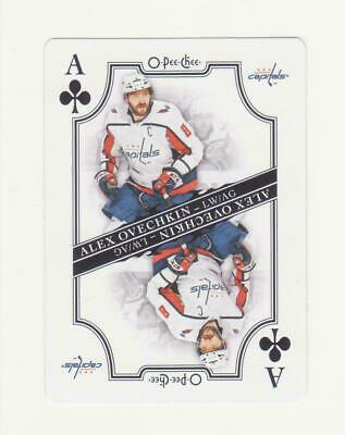 2019-20 19-20 O-PEE-CHEE OPC HOCKEY PLAYING CARDS INSERTS  U-Pick From List