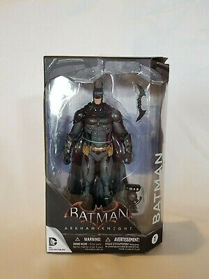 Batman Arkham Knight Batman #1 Figure DC Collectibles 2015