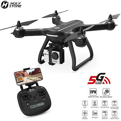 Holy Stone HS700 FPV GPS RC Drone with 1080p Camera 5G wifi brushless quadcopter