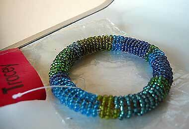"""""""Tracey"""" Trendy Ankle Ornament Colourful Durable New Wristband WristAnkle  Band"""