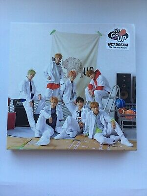 Nct Dream We Go Up Album Unsealed With Jeno Photocard And Sticker