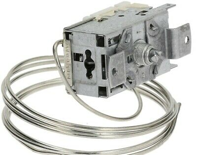 THERMOSTAT FOR CONTAINER K50 L3121 2 contacts 6A 250V Made in Czech - 3744125