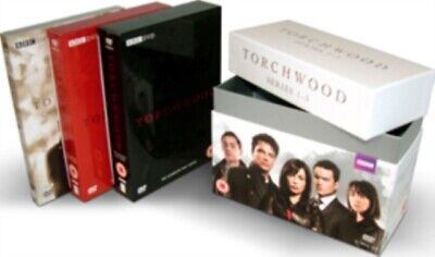 Torchwood - The Collection Series 1-3 DVD *NEW & SEALED*