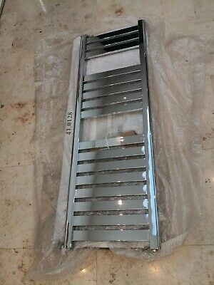 Eastbrook Staverton 1200x400 chrome radiator towel rail